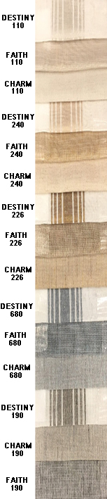 Destiny Faith Charm
