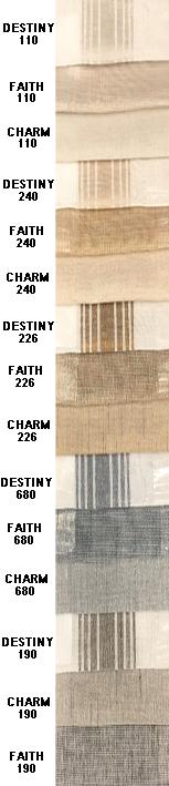Destiny Faith Charm
